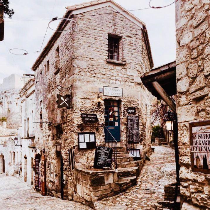 Provenza villaggi arroccati: Les Baux de Provence