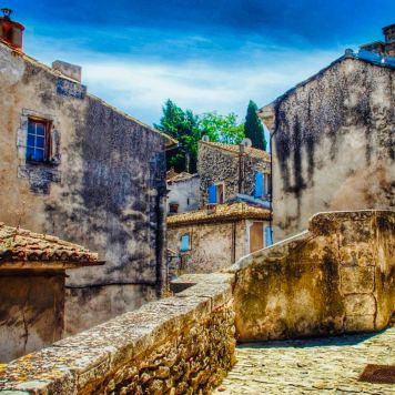 Provenza villaggi arroccati: Menèbres