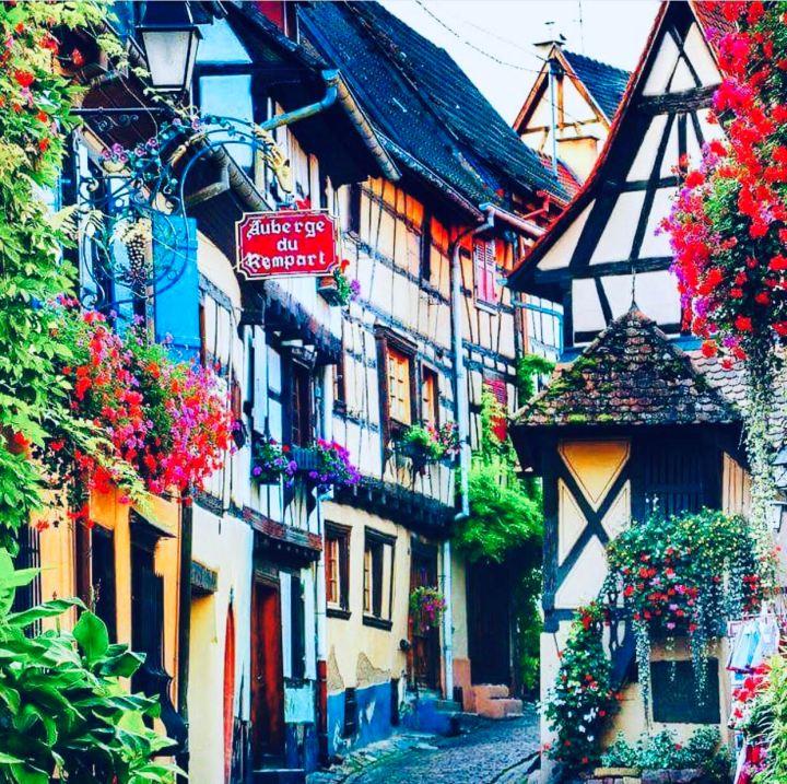 Alsazia: borghi e villaggi da non perdere