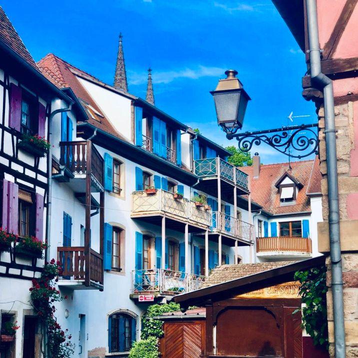 Strada dei Vini d'Alsazia: OBERNAI