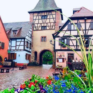 Strada dei vini Alsazia: TURCKHEIM