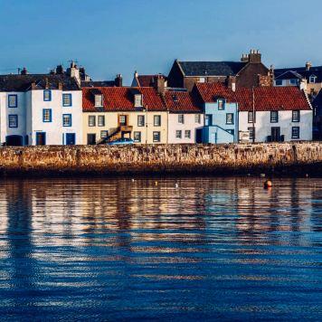 Scozia: Saint Monas (East Neuk of Fife)