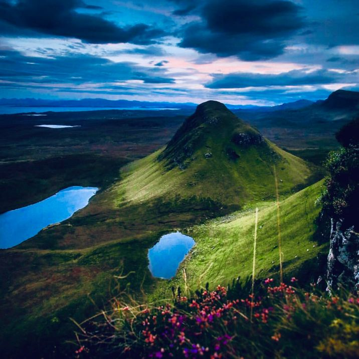 Isola di Skye: Quiraing