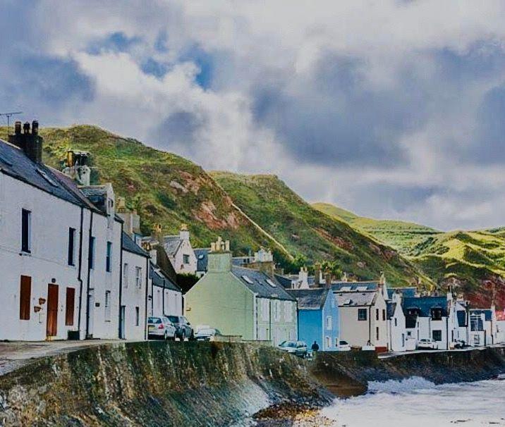 Scozia: Gardenstown