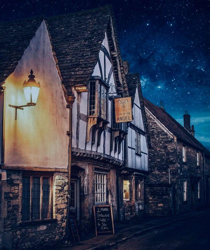 I più bei villaggi d'Inghilterra: Lacock