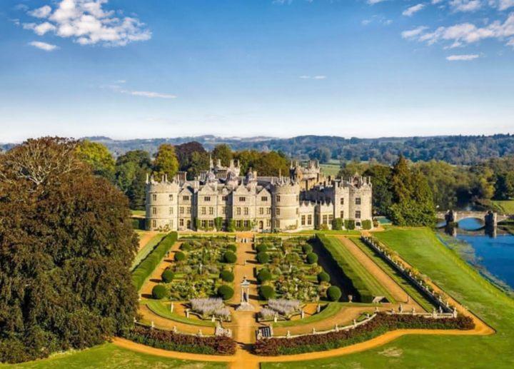 Longford Castle, castelli inglesi