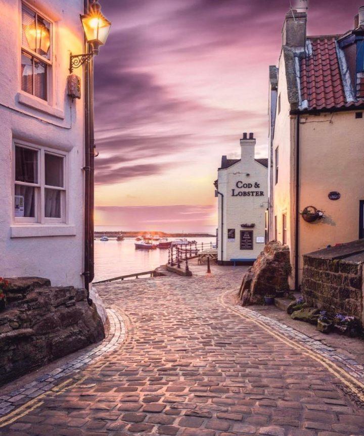 I più bei villaggi d'Inghilterra: Staithes