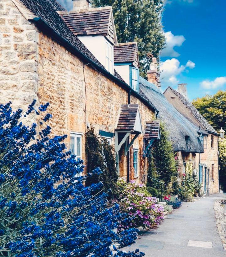 I villaggi più belli del Glouchestershire: CHIPPING CAMPDEN