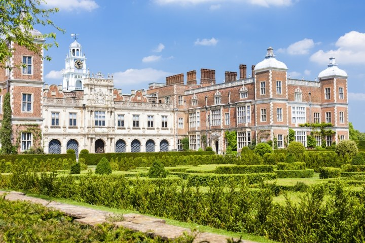 Location di The Crown: Hatfield House