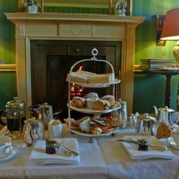 Bodysgallen afternoon tea
