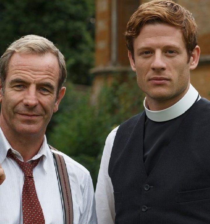 Serie TV per ammirare e scoprire la Gran Bretagna: Grantchester