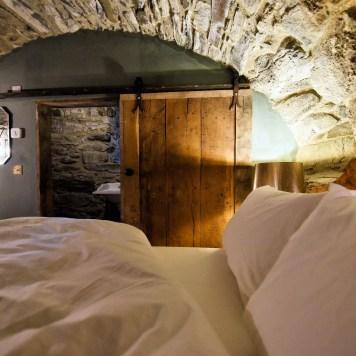 Kilmartin Castle room