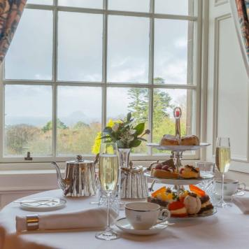 Glenapp Castle Afternoon Tea