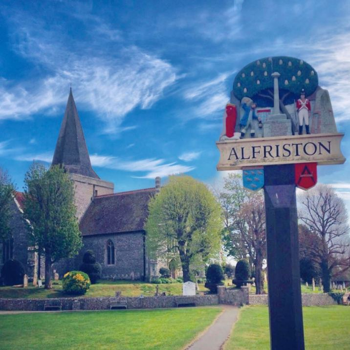 Alfrison St. Andrew Church