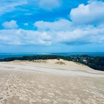 Dune du Pilat vista Cap Ferret