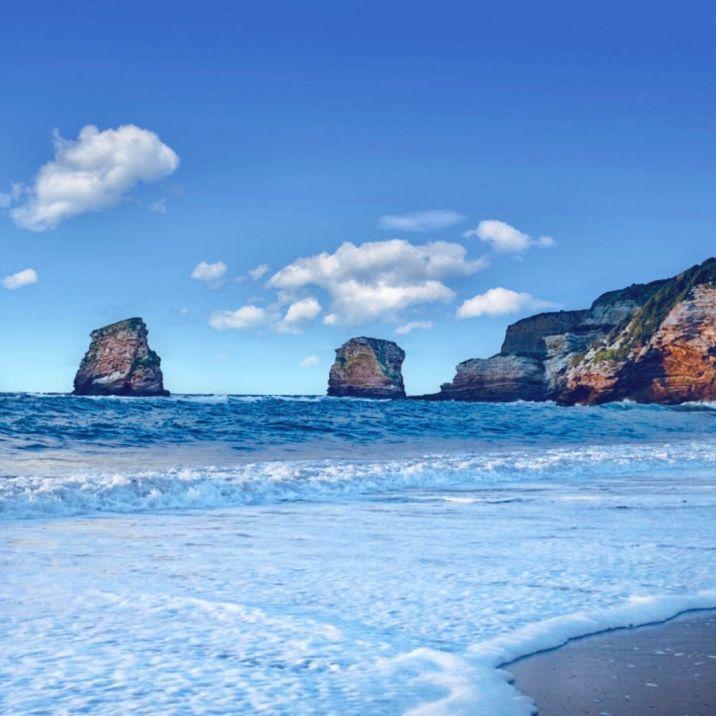 Hendaye spiaggia