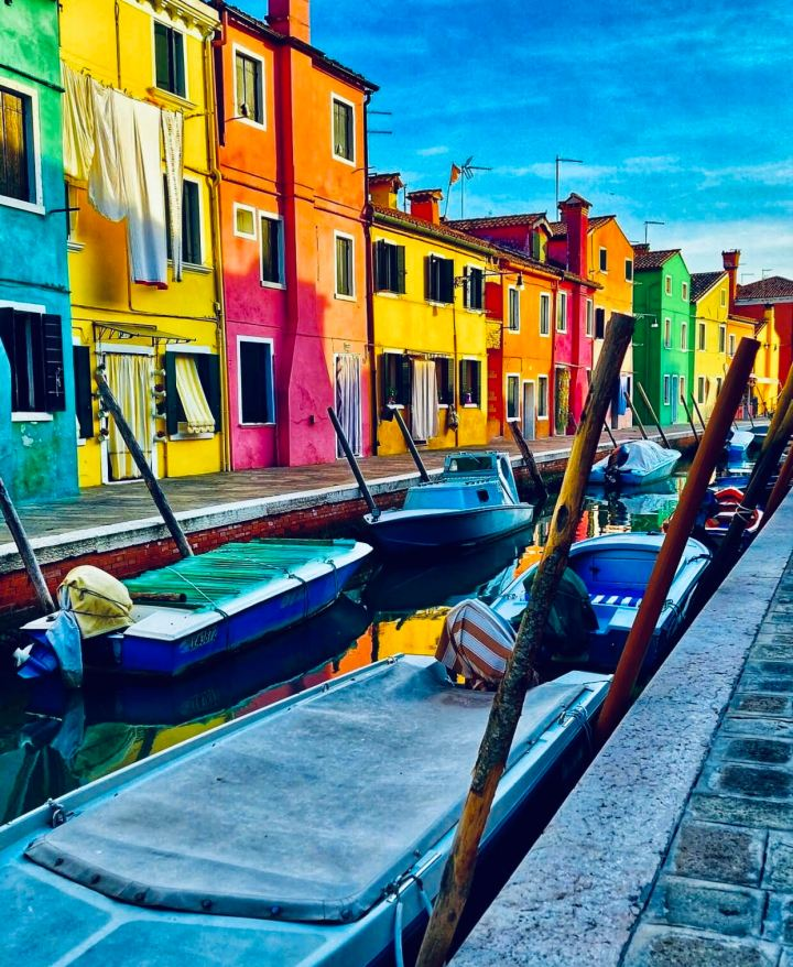 Burano, Venezia Italia