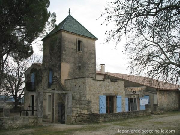 Mas d'Arcaÿ-Saint-Drézéry
