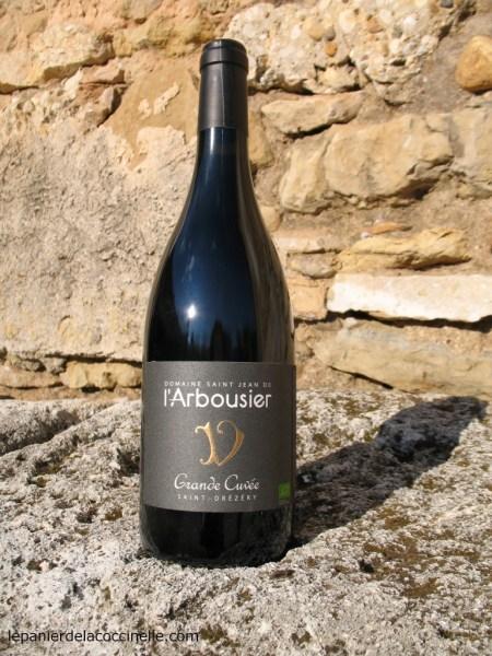 Domaine-Saint-Jean-de-l'Arbousier-vin-Grande-cuvée