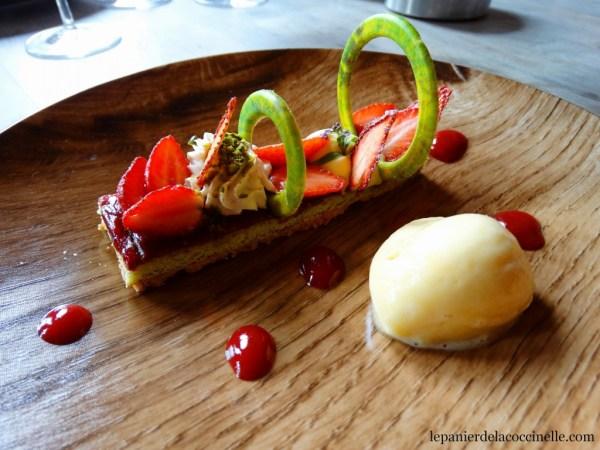 Dessert La Maison de Petit Pierre AugéRedim