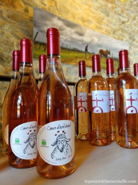 Enclos-de-la-Croix-Coeur-d'artichaut-vin-bio-Languedoc