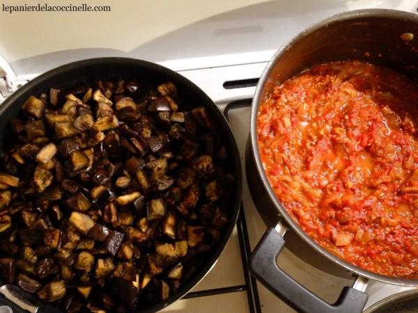 recette-aubergines-tomates-légumes-bio