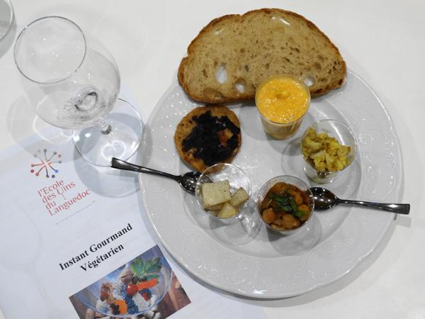 ecole-des-vins-du-languedoc-atelier-instant-gourmand-vegetarien