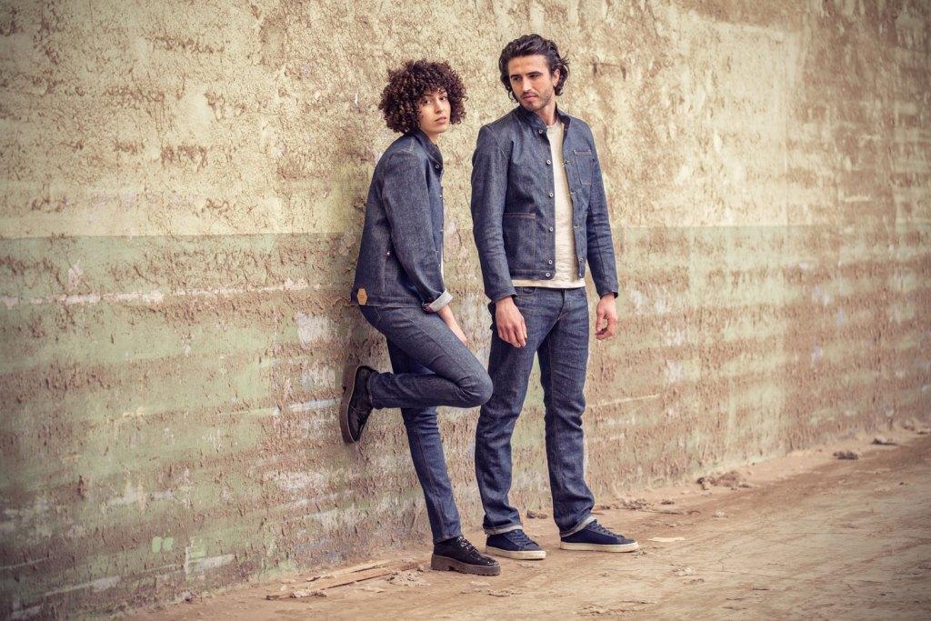 10 bonnes raisons de porter des vêtements en lin. DAO jean made in France éco-responsable en lin. Mademoiselle Coccinelle, blog mode éthique.