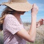 10 bonnes raisons de porter des vêtements en lin. Marques de mode éco-responsable et made in France. Mademoiselle Coccinelle, blog mode éthique.