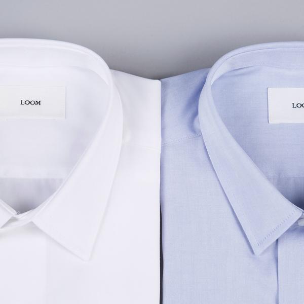 Loom, chemise homme eco responsable. Mademoiselle Coccinelle, blog mode éthique