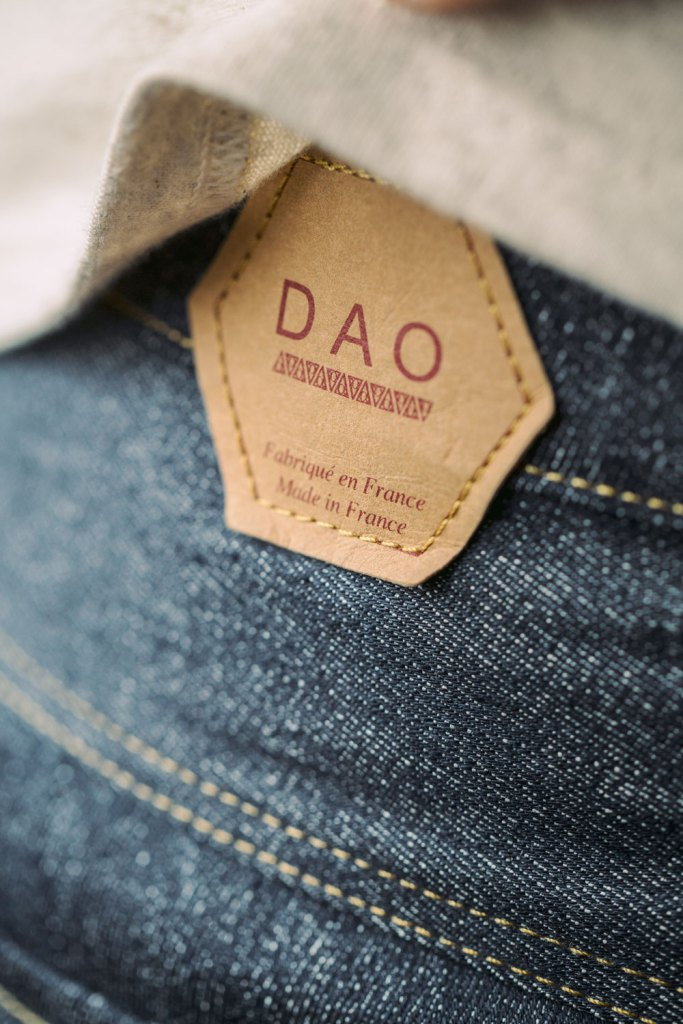 Le premier jeans made in France en lin. Interview de Davy DAO. Mademoiselle Coccinelle, blog mode éthique