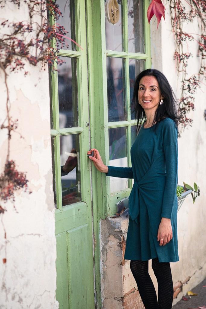 Pourquoi porter des vêtements en lin, en été mais aussi en hiver ? La Révolution Textile, marque de mode femme éco-responsable. Mademoiselle Coccinelle, blog mode éthique.