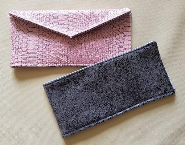 porte chequier long mademoiselle eleonore couture evreux