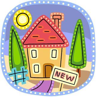 Je rêve d'un nouveau chez nous