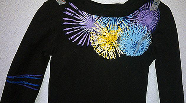[DIY] Faire un t-shirt pour bébé avec un t-shirt publicitaire