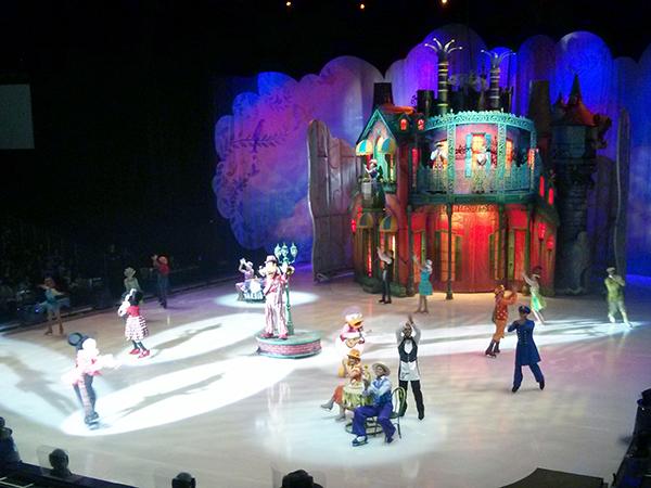 Au bout de tes rêves, le nouveau spectacle Disney sur glace