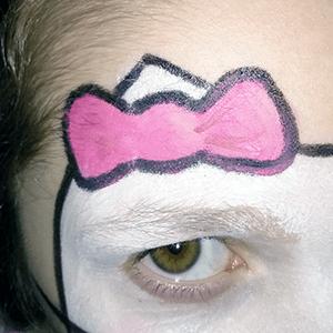 [Tuto] Un maquillage Hello Kitty