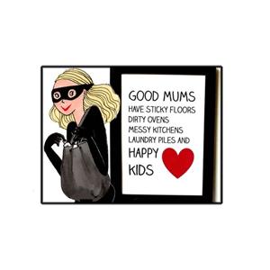 Les mamans blogueuses gèrent mieux que les autres