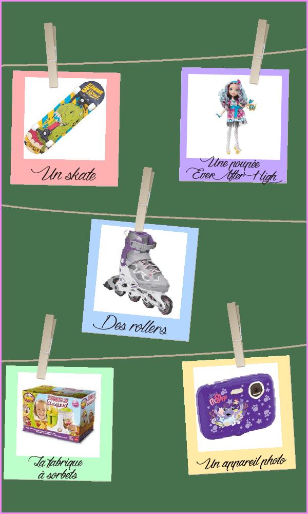 idées cadeaux 6 ans