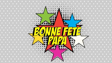 Samedi shopping : Bonne fête Papa [+ Codes promo)