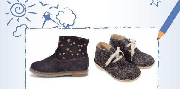 [Samedi Shopping] En route vers l'école bien chaussés ! (+ codes promos)