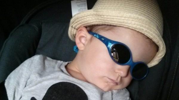 solaires bébé
