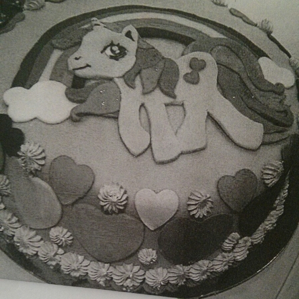 gateau My Little Pony
