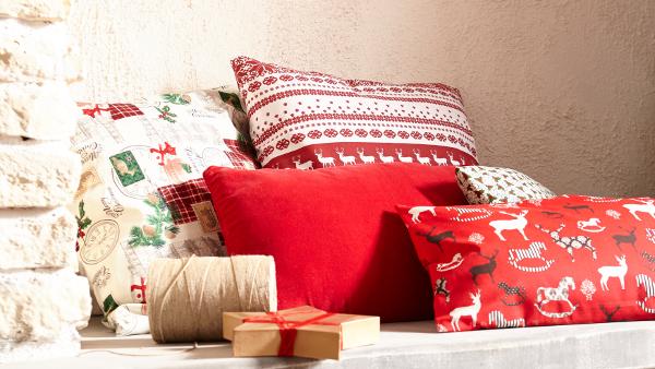 Mondial Tissus présente sa collection de Noël