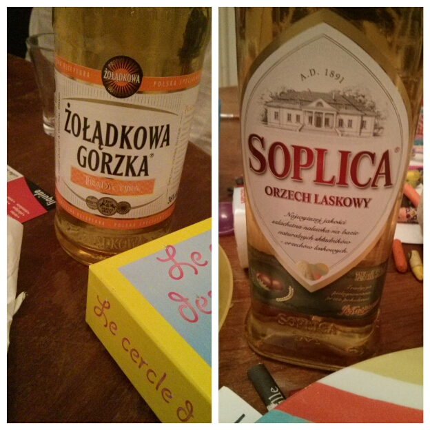 vodka polonaise