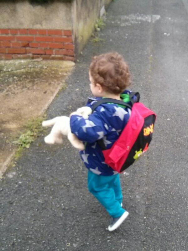 promenade bébé