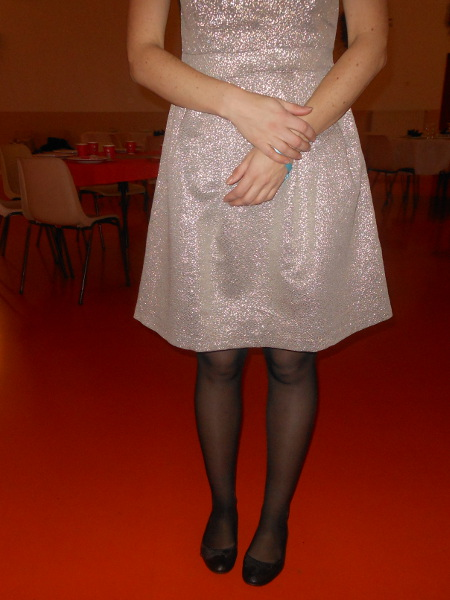 Mademoiselle R robe de fêtes