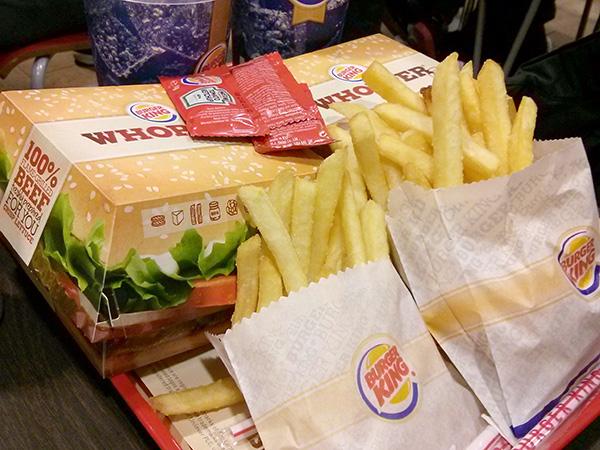 Burger King Londres