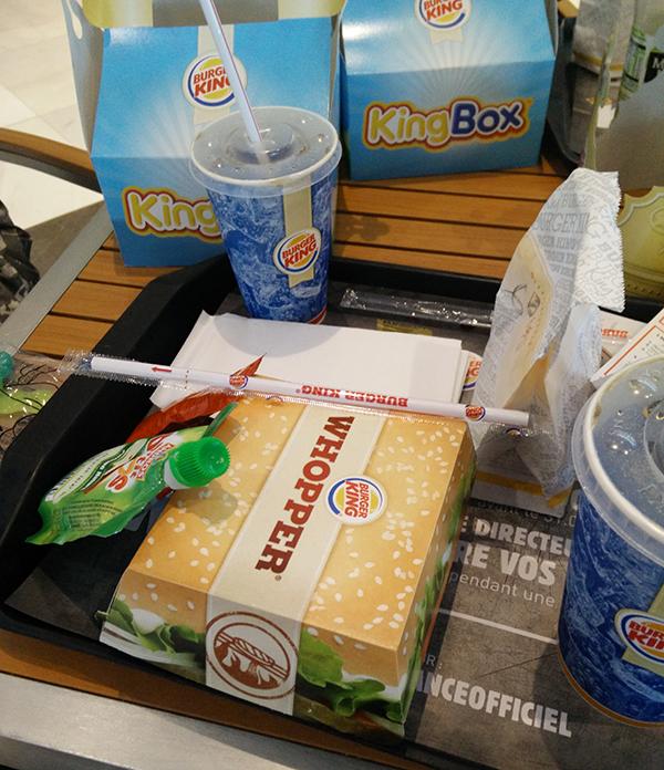 burger king euralille