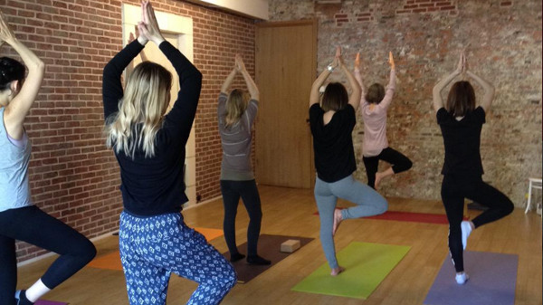 Une matinée de yoga chez Yogalite à Lille